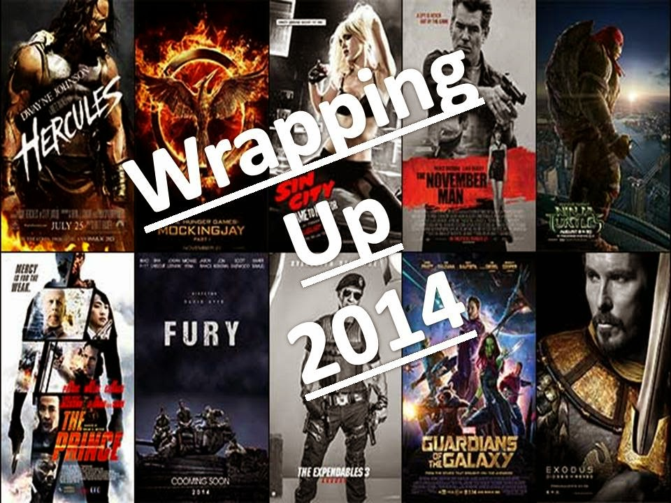 10 Favourite Films from 2014