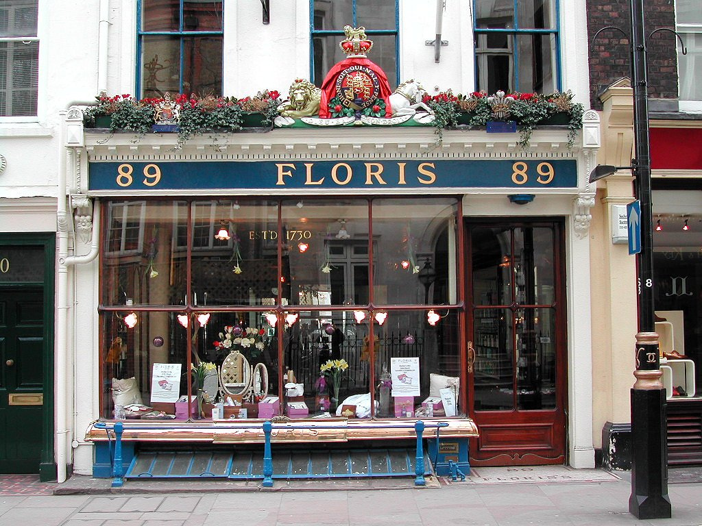 Neroli Voyage, the new scent from Floris