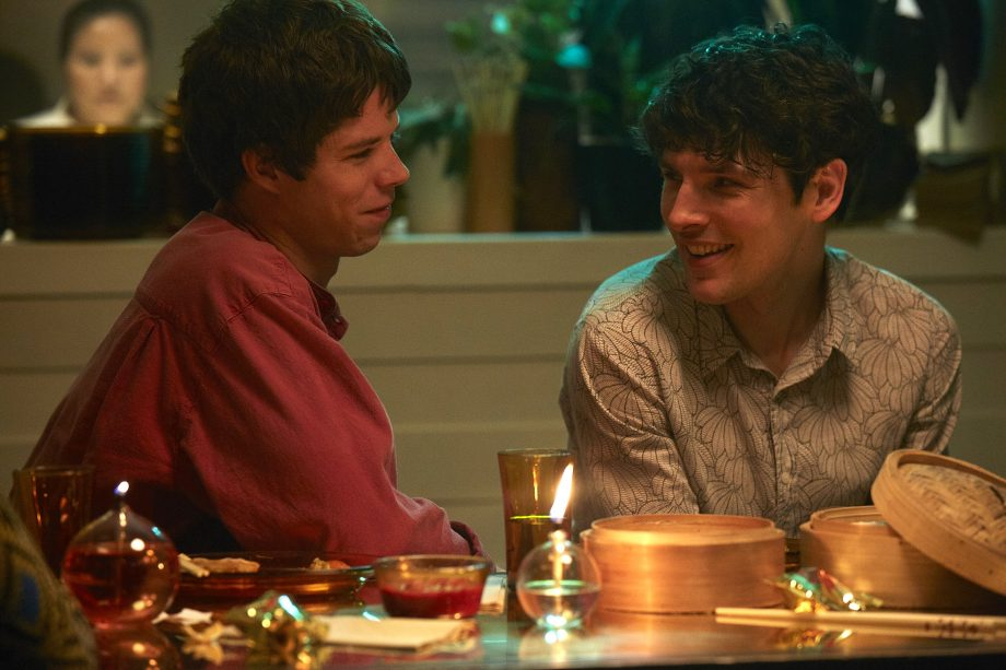 Benjamin: Brave, hilarious, fresh… Amstell excels with his theatrical debut ndry near Oswestry.