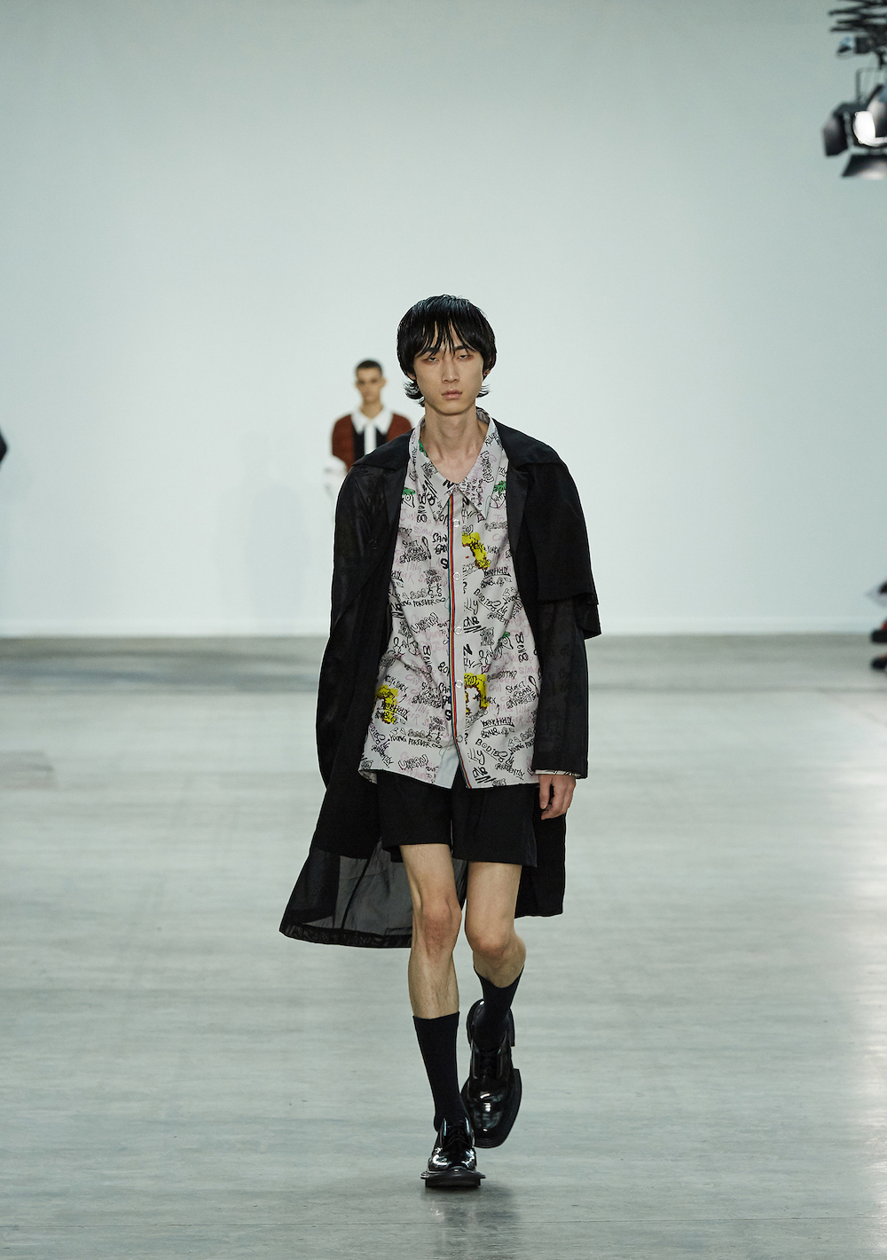 8on8 at London Fashion Week Men's, presented by GQ China