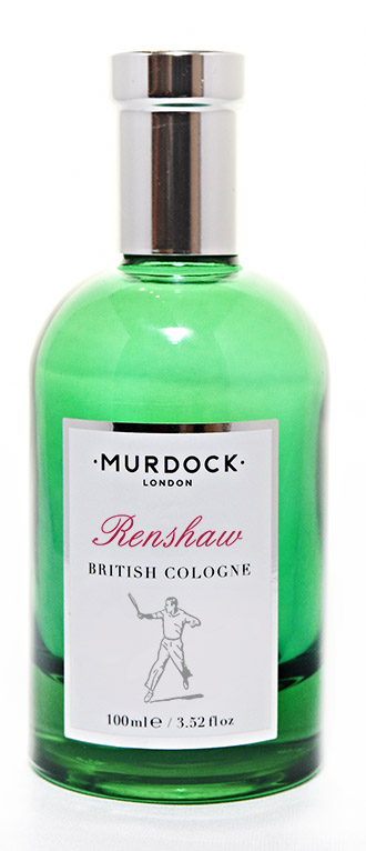 Meet Renshaw, the perfect summer scent from Murdock