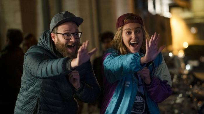 Long Shot: Charlize Theron excels in a mediocre rom-com