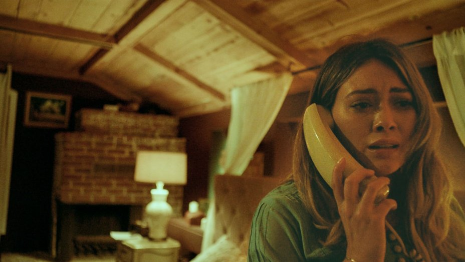 The Haunting of Sharon Tate: Hilary Duff brings 00s nostalgia to a lacklustre horror thriller
