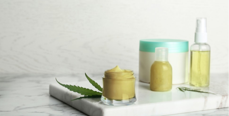 CBD Spa Products