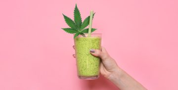CBD Smoothies for Weight Loss