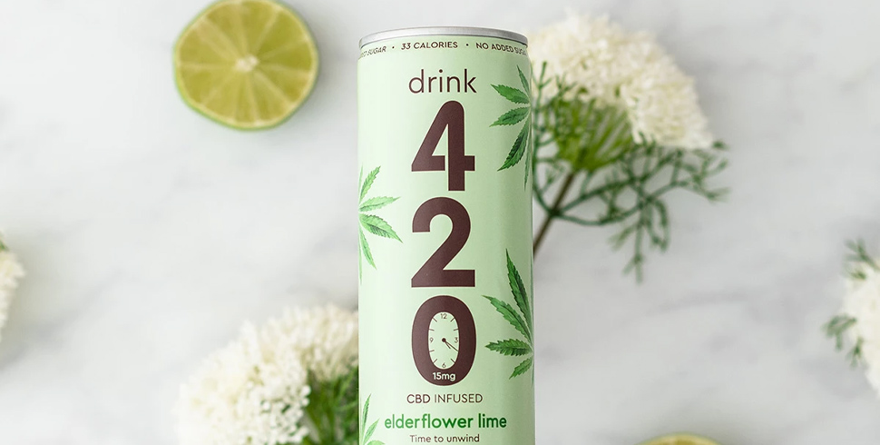 420 CBD Infused Drink