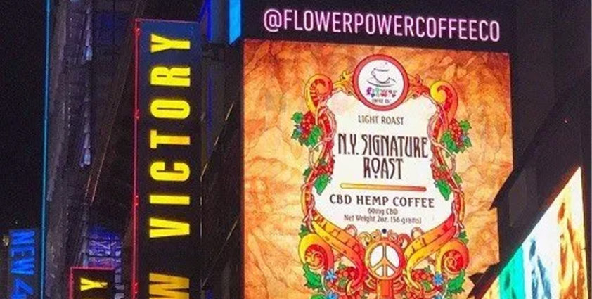 Flower Power Coffee Co Product