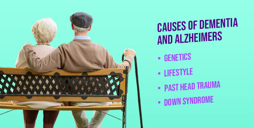 Causes of Dementia and Alzheimers