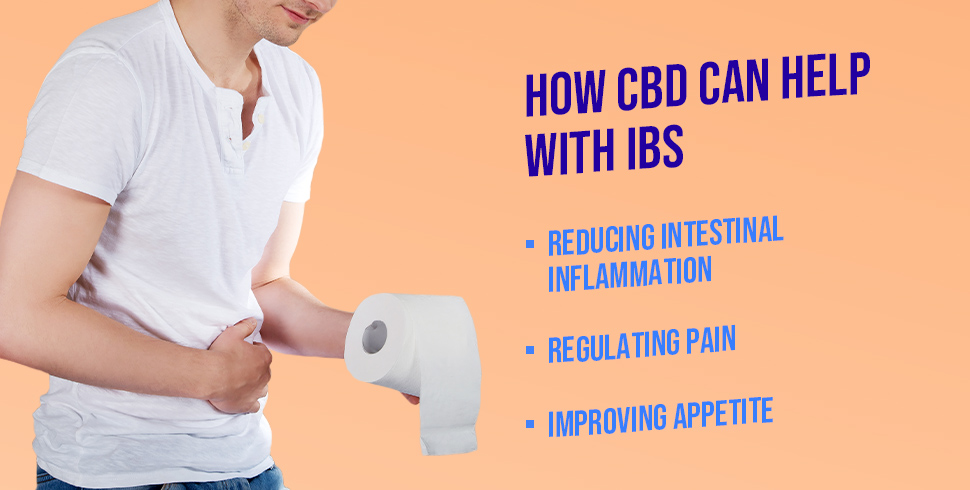 How CBD Can Help With IBS