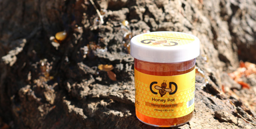 CBD Honey Pot