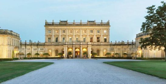 Cliveden House – fit for royalty