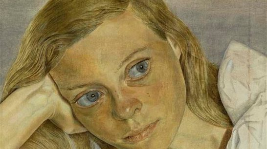 Girl - Lucian Freud's Portraits Of His Second Wife