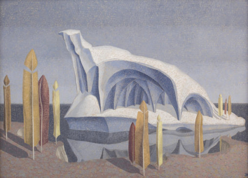 John Armstrong: Paintings 1938-1958 - An Enchanted Distance at Piano Nobile
