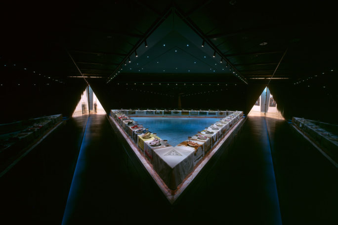 Judy Chicago: Star Cunts & Other Attractions at Riflemaker