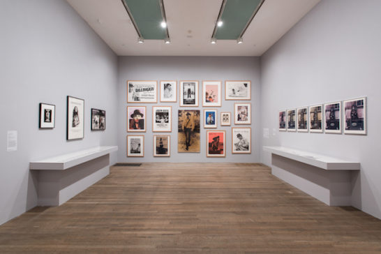 Performing for the Camera at Tate Modern – shifting the focus to subject