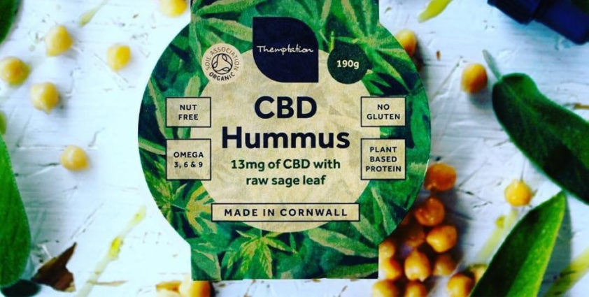 Themptation CBD Hummus