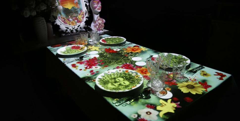 Last Days of Hoshena: An Immersive and Illusionary Dining Experience