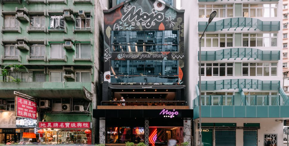 Mojo Nomad Central – A boutique micro hotel in Hong Kong