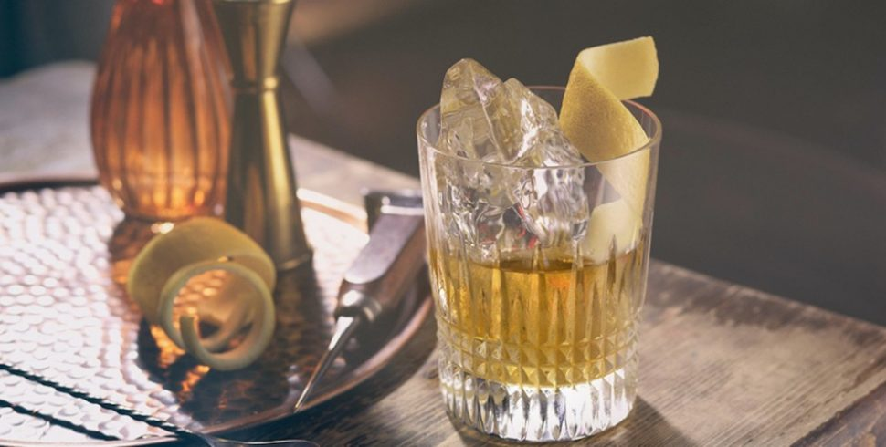 Rusty Nail coctail