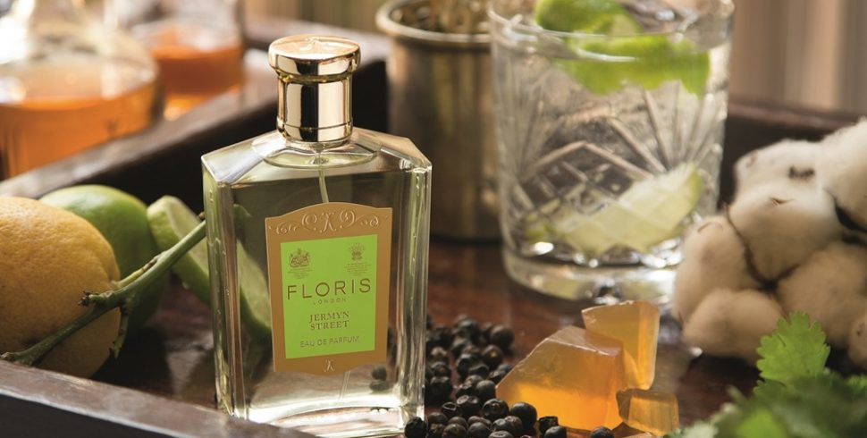 Floris – Jermyn Street, a new scent inspired by St. James's