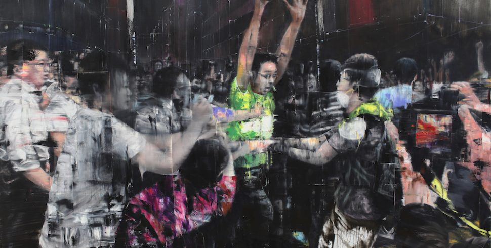 Interview Exclusive – Discussing the darker side of art with celebrated Chinese artist Li Tianbing