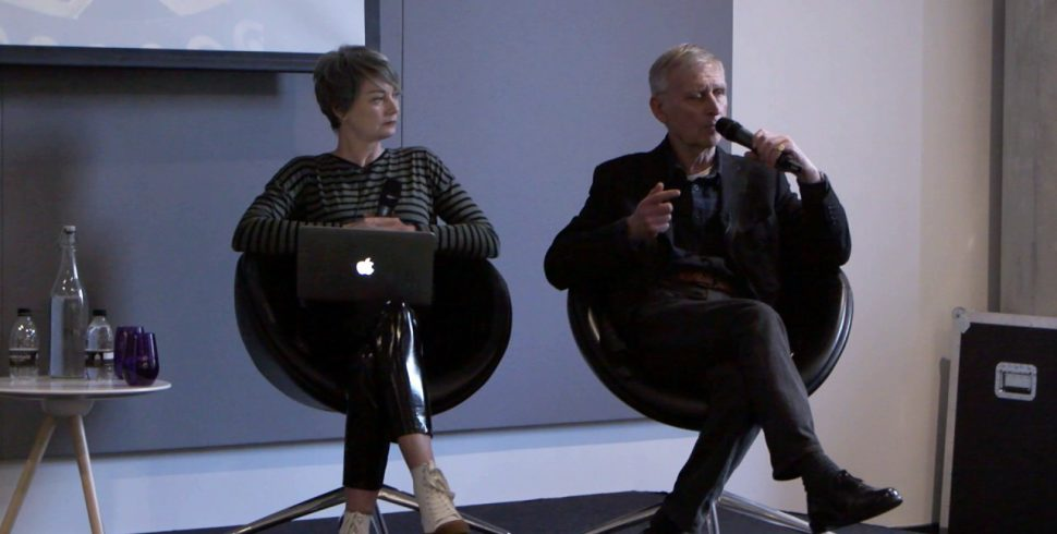 The Industry in Conversation with Terry Mansfield CBE