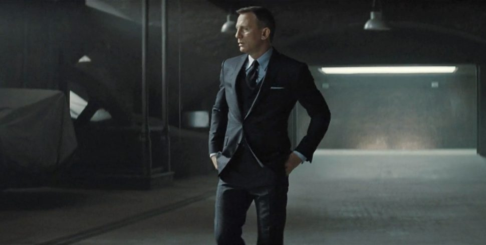 Tom Ford Suits Up Bond for Spectre