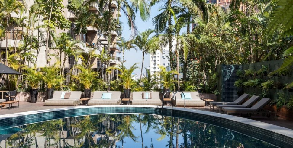 Unearthing an urban oasis in the heart of Sao Paulo