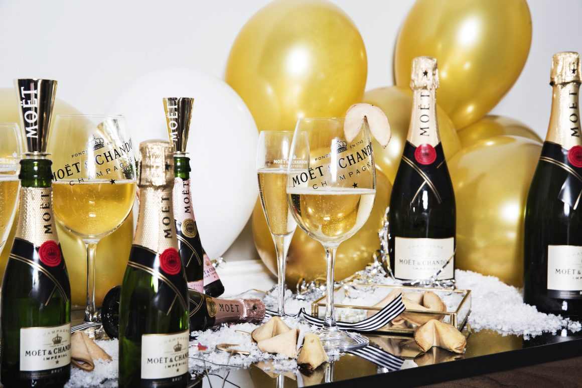 Moët & Chandon presents 'NOW or Neverland'